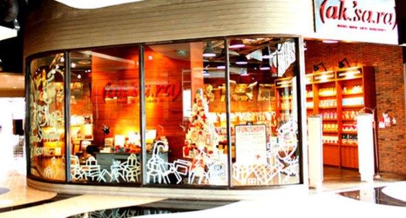 Aksara bookstore