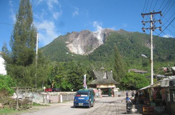 Gunung Sibayak`