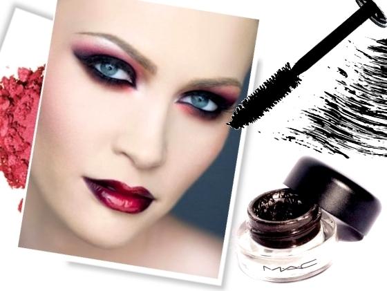 Gothic make up