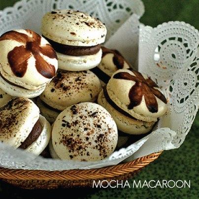 Mocha Macaroon