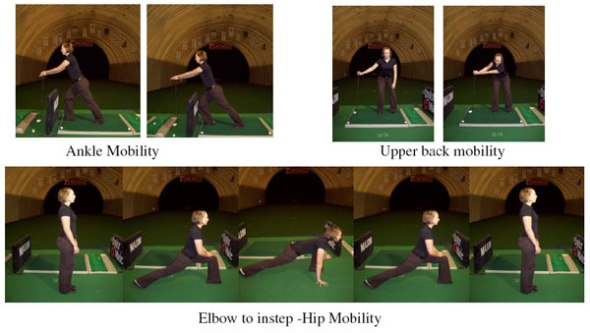 CORRECT SEQUENCING FOR WARM-UP