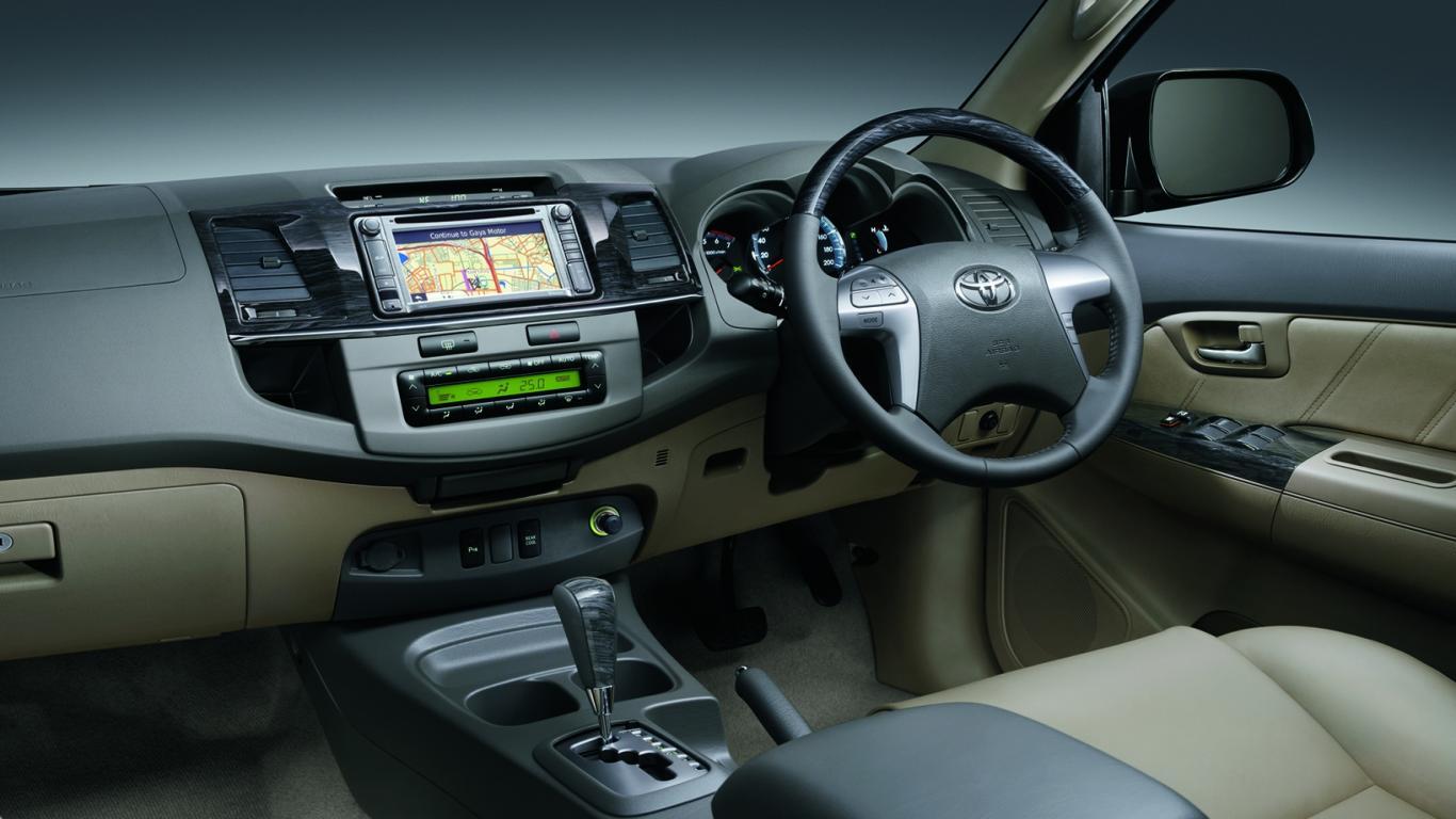 New Toyota Fortune 2014 Autos Post