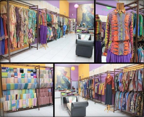 Dian Pelangi Makassar - Boutique