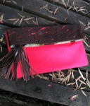 Parang Pink Clutch - RP 310.000