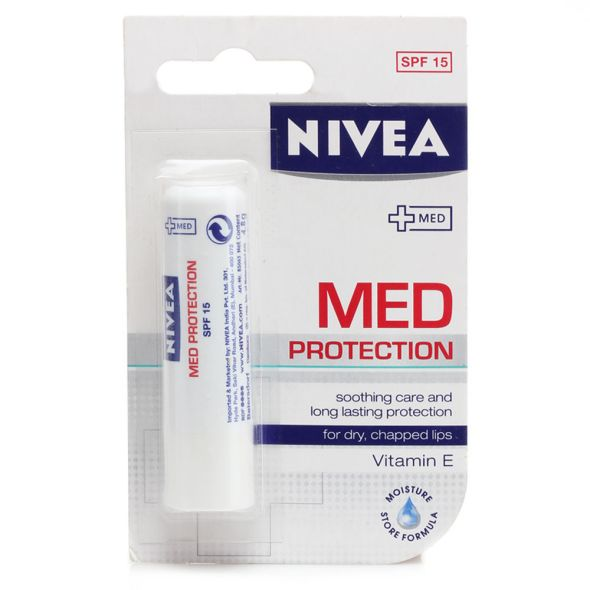 Nivea Lip Care MED Protection