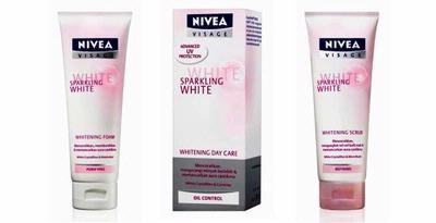 Nivea Sparkling White