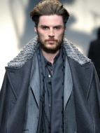Roberto Cavalli Menswear FW 2012 - 2013 Runways Detail Coat.