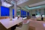 Elegance Keraton Suite Living Room in Twilight