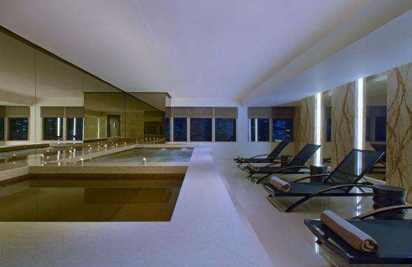 Keraton Spa Relaxation area