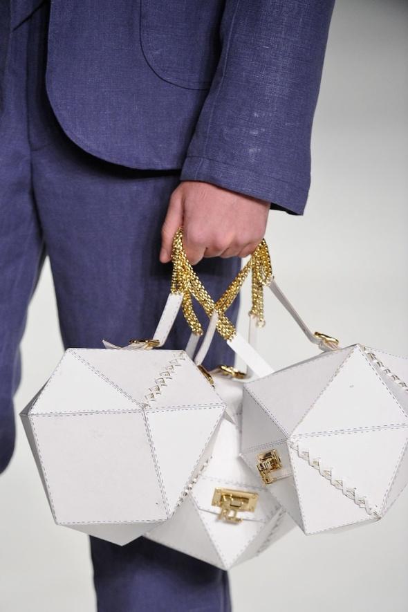 Geometricaly Bag