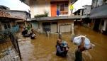 Flood at Kampung Pulo