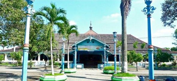 Great Mosque of Surakarta.