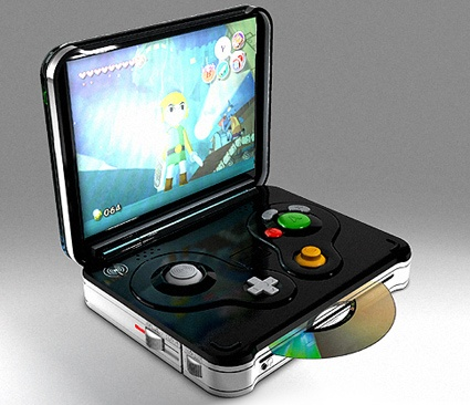 Portable Nintendo GameCub
