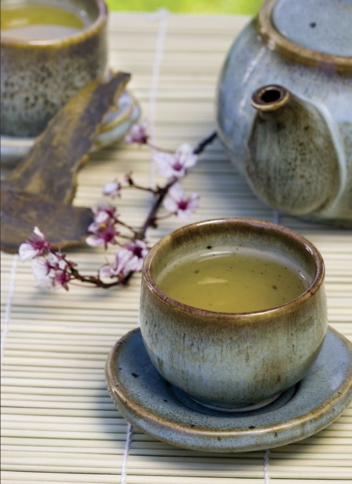 Japanese Green Tea (Ocha)