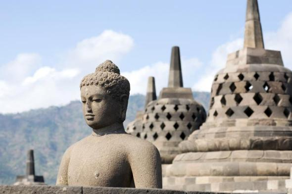 Borobodur Temple, Magelang, Central Java