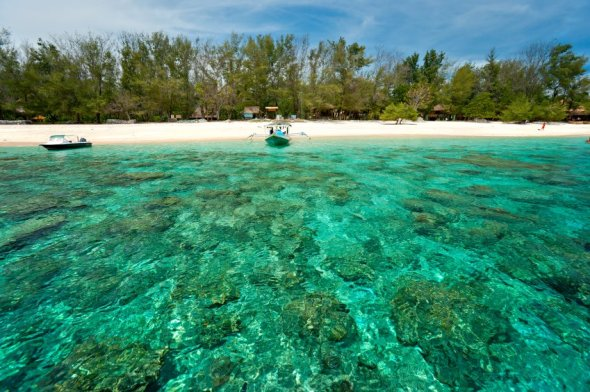 Gili Meno Island, Lombok, West Nusa Tenggara