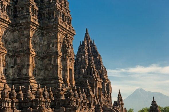 The charm of Prambanan in Yogyakarta are timeless!
