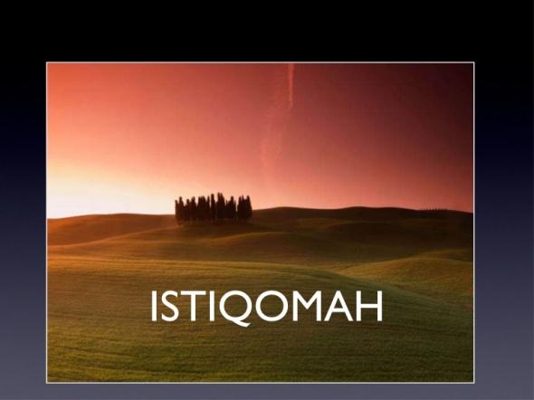 Istiqomah di jalan Sunnah