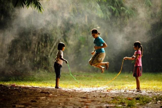Image result for lompat tali